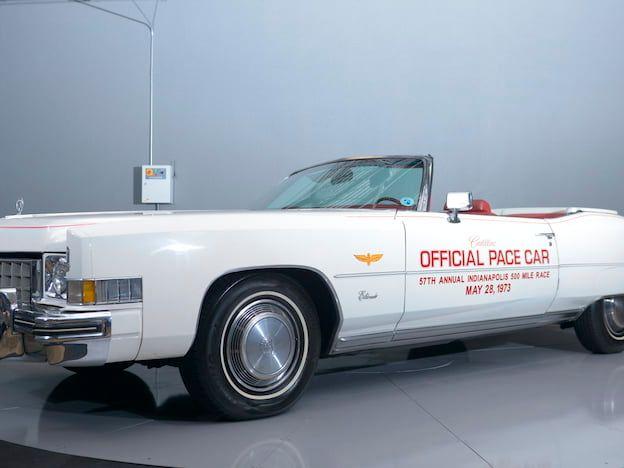 1973 Cadillac Eldorado Pace Car Edition