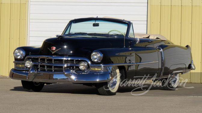 1952 Cadillac DeVille Convertible