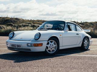 1991 Porsche 911 Carrera 4 'Leichtbau'