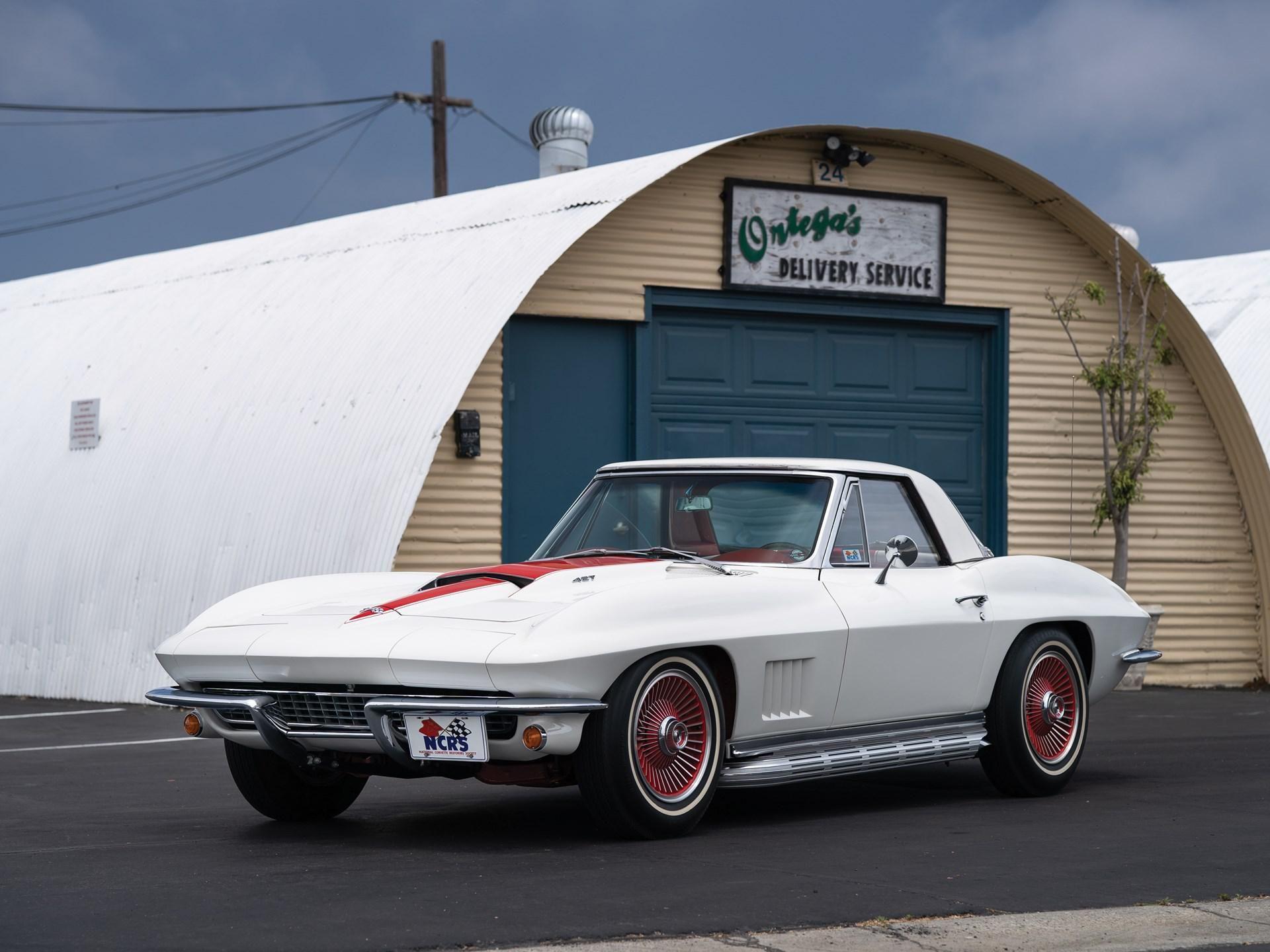 1967 Chevrolet Corvette Sting Ray Copo Convertible