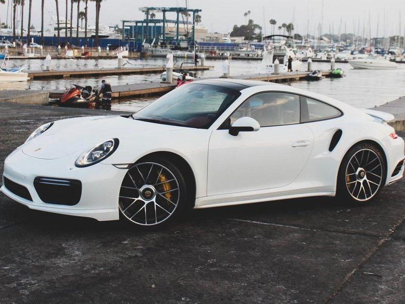 2017 Porsche 911 Turbo S