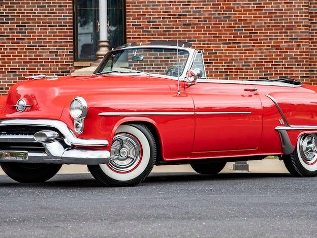1953 Oldsmobile 88 Convertible