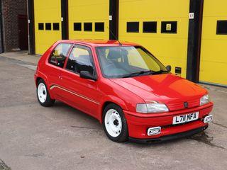 1994 Peugeot 106 Rallye