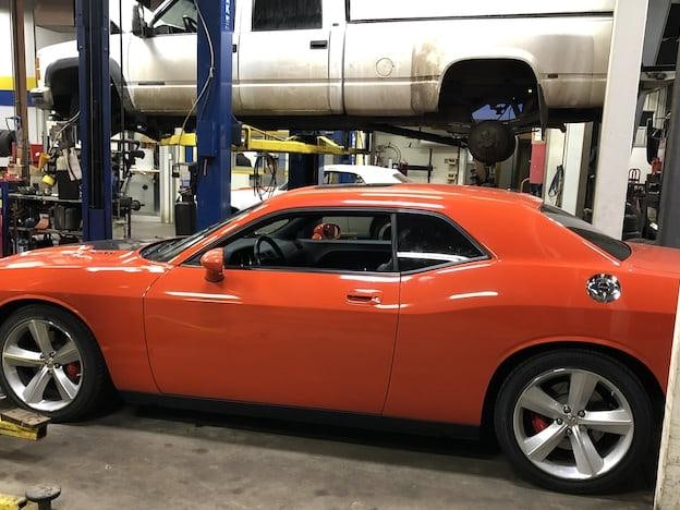 2007 Dodge Challenger