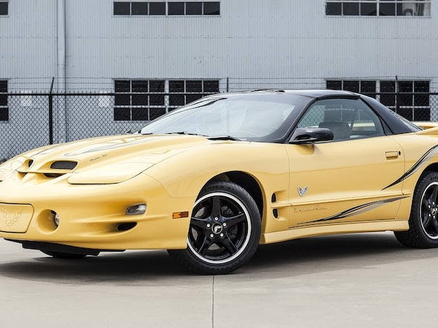 2002 Pontiac Trans Am Collector Edition