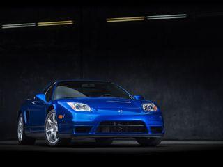 2003 Acura NSX-T 6-Speed