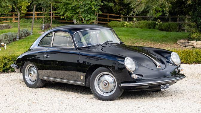 1961 Porsche 356 B Coupe