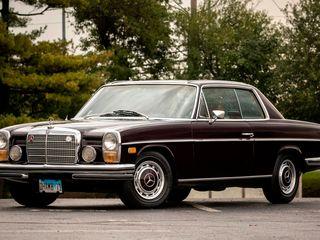 1971 Mercedes-Benz 250C Coupe