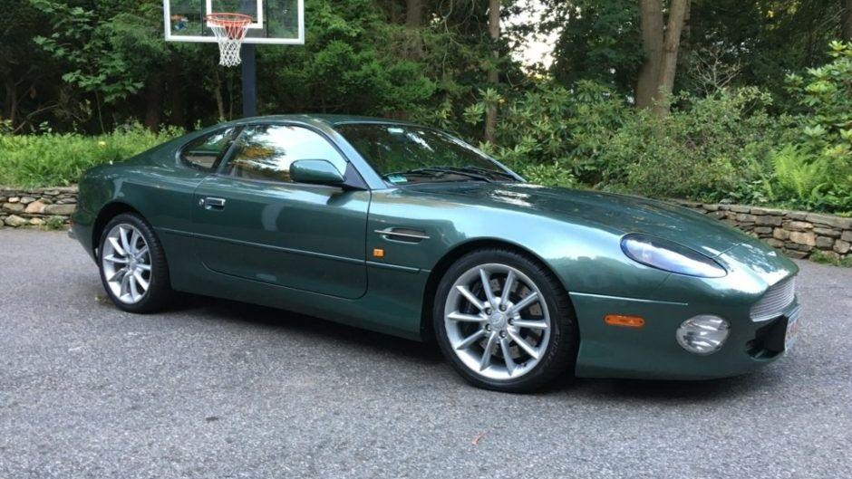 2002 Aston Martin Db7 Vantage V12 6 Speed Vin Scfab22382k302341 Classic Com