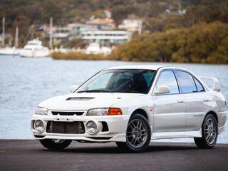 1996 Mitsubishi Lancer Evo Iv Gsr