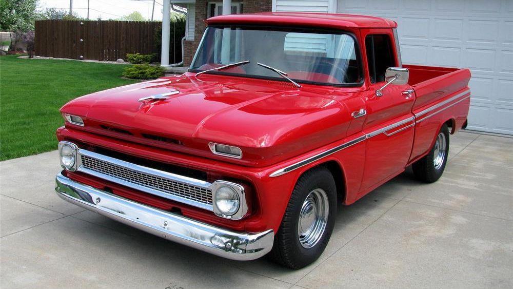 1962 Chevrolet C10 Custom Pickup