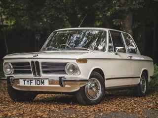 1973 BMW 2002 Saloon