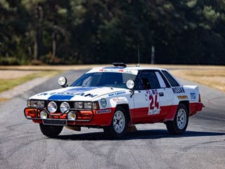 1986 Nissan 240 RS Groupe B