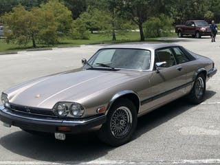 1991 Jaguar XJS V12 Coupe Classic Collection Edition