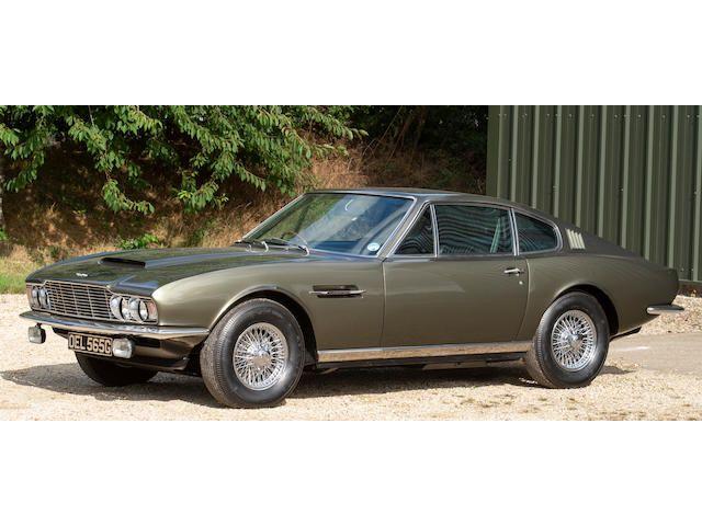 1968 Aston Martin DBS Vantage Sports Saloon