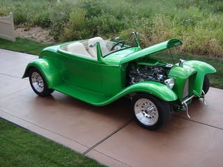 1931 Ford Model A Roadster Hot Rod