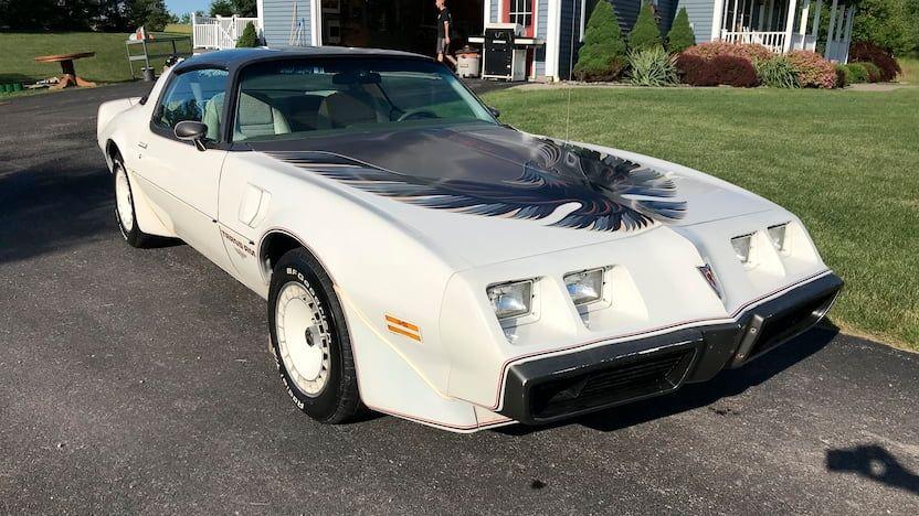 1980 Pontiac Turbo Trans Am Pace Car Edition