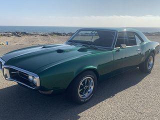 1968 Pontiac Firebird Coupe 4-Speed