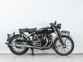 1950 Vincent 998CC Series-C Black Shadow