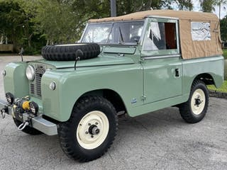 1964 Land Rover 88 Series IIA Santana