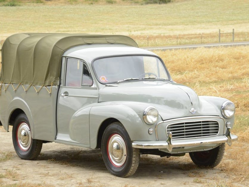 1958 Morris Minor 1/4 Ton Pickup