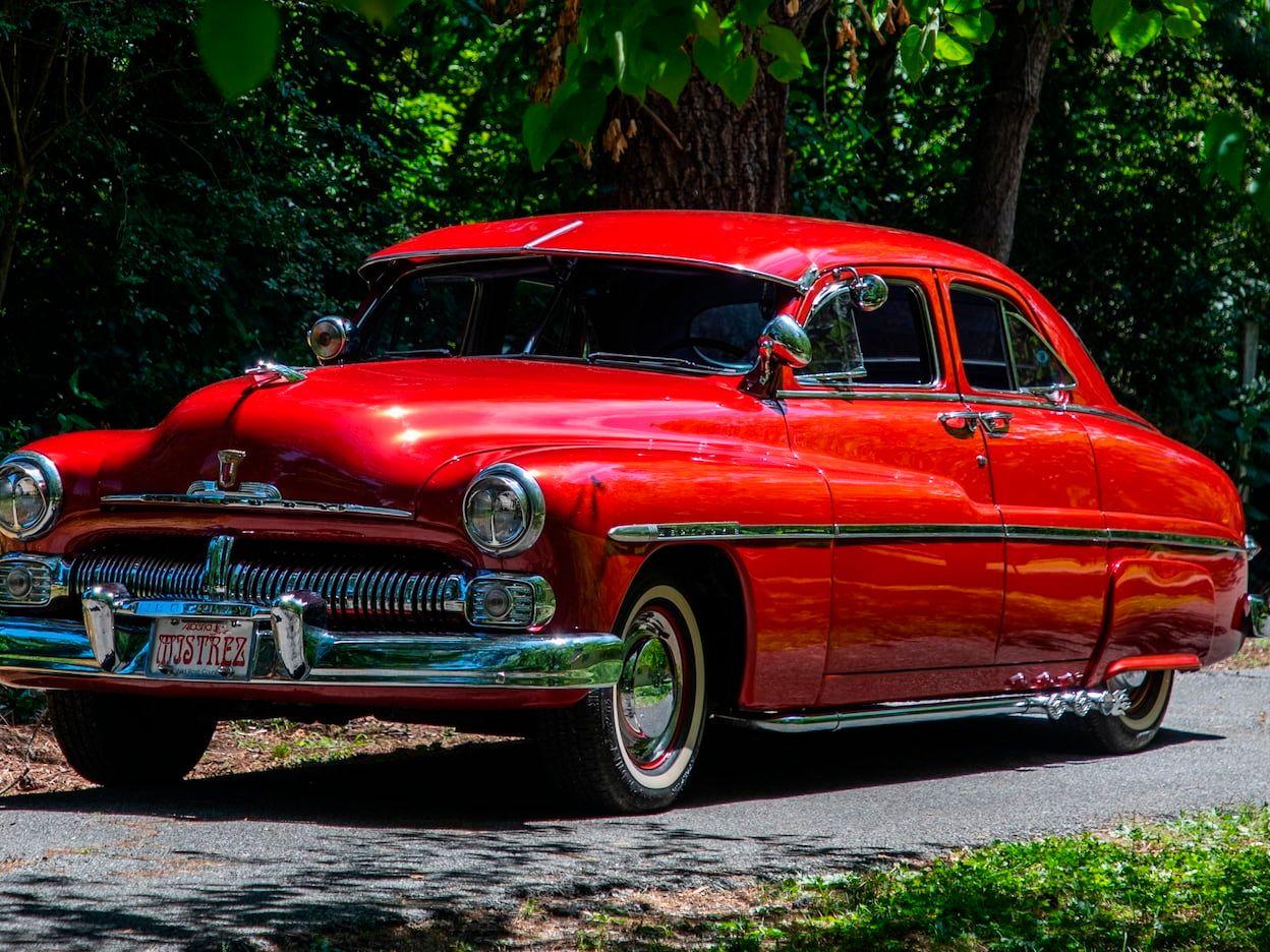 1950 Mercury Custom Sedan