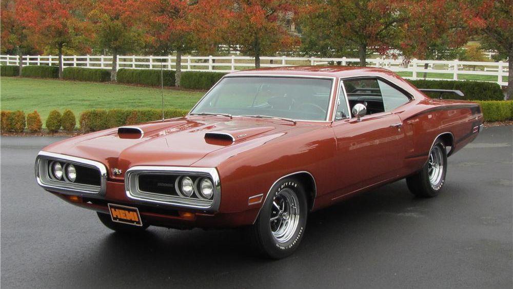 1970 Dodge Super Bee R-Code