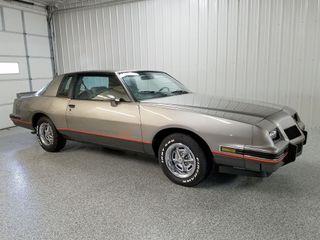 1986 Pontiac Grand Prix Richard Petty Edition