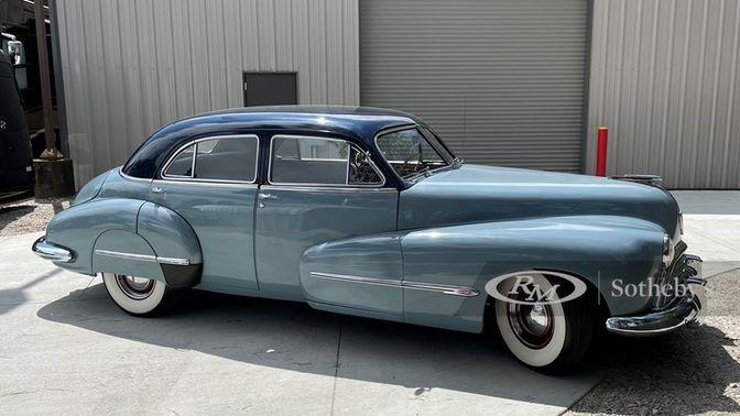 1946 Oldsmobile 98 Sedan