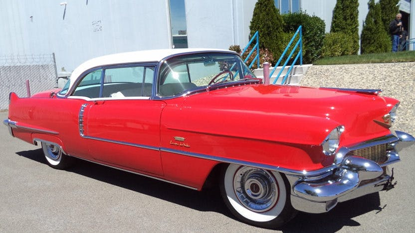 1956 Cadillac Series 62 Coupe DeVille