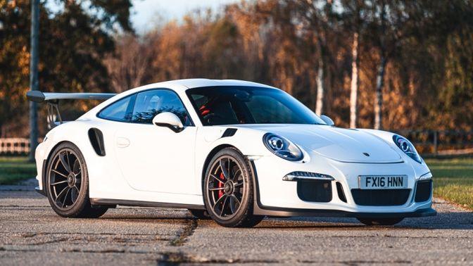 2015 Porsche 911 (991) GT3 RS