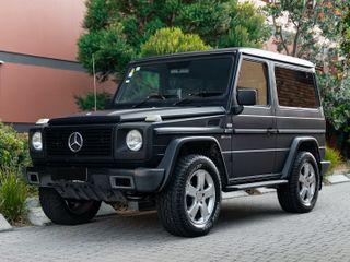 1992 Mercedes-Benz 300 Ge SWB