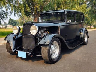 1929 Dodge Sedan