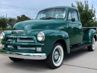 1954 Chevrolet 3600 Pickup Isuzu Powered