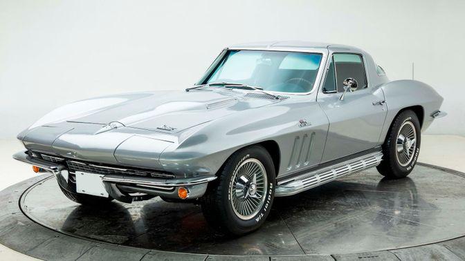 1966 Chevrolet Corvette 427/425 Coupe