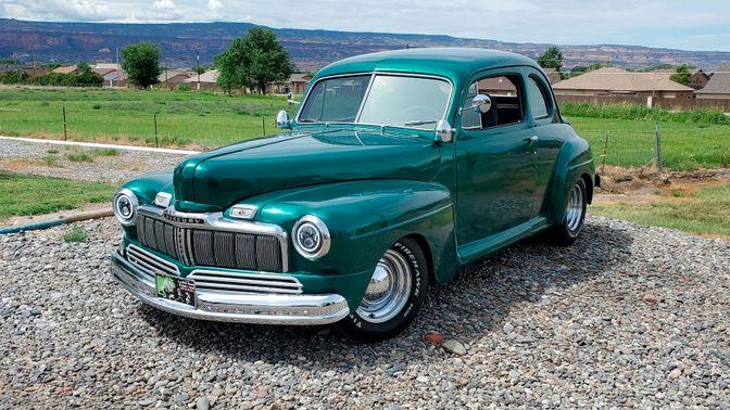 1948 Mercury Custom