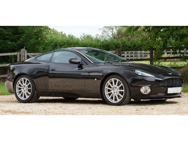 2005 Aston Martin Vanquish S Coupé