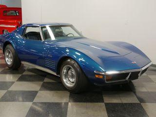 1972 Chevrolet Corvette V8 Auto