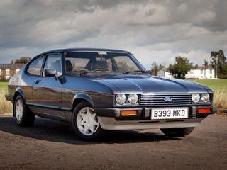1985 Ford Capri 2.8i Special