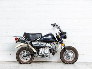 2000 Jincheng JC50 Q-7 Monkey Bike