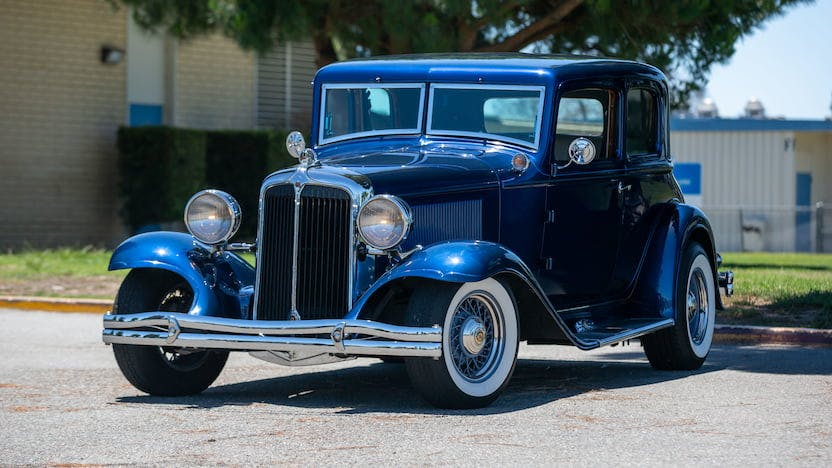 1932 Chrysler Cp Coupe Street Rod