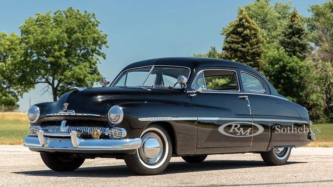 1950 Mercury Club Coupe