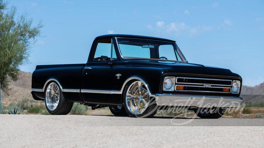 1967 Chevrolet C10 Custom Pickup 'Tootsie'