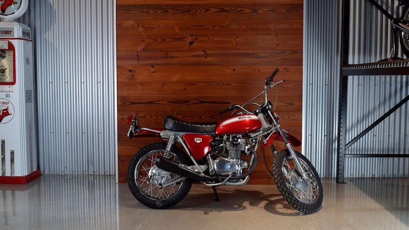 1970 Honda SL350