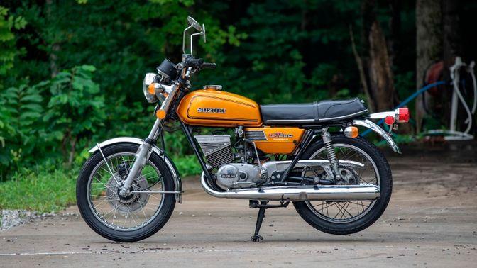 1975 Suzuki GT250