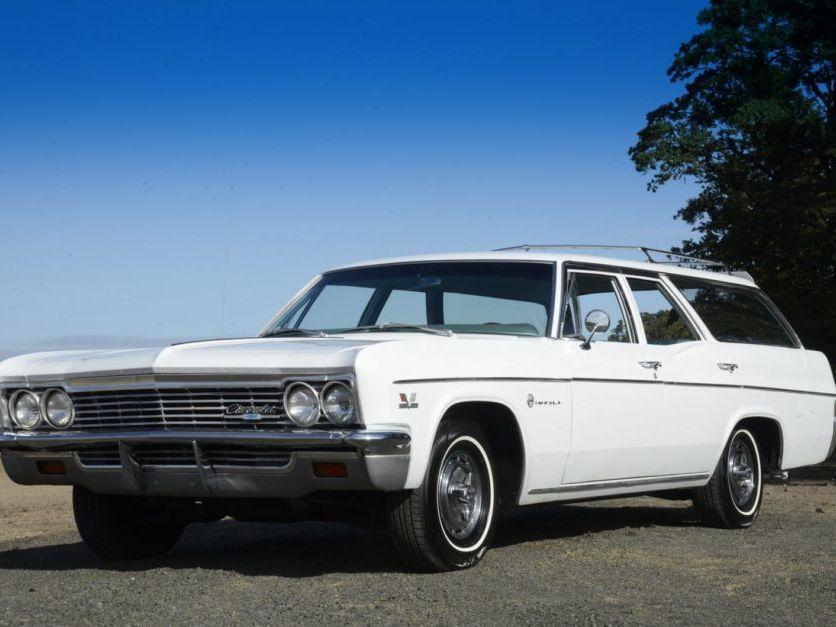 1966 Chevrolet Impala 396/325 Wagon
