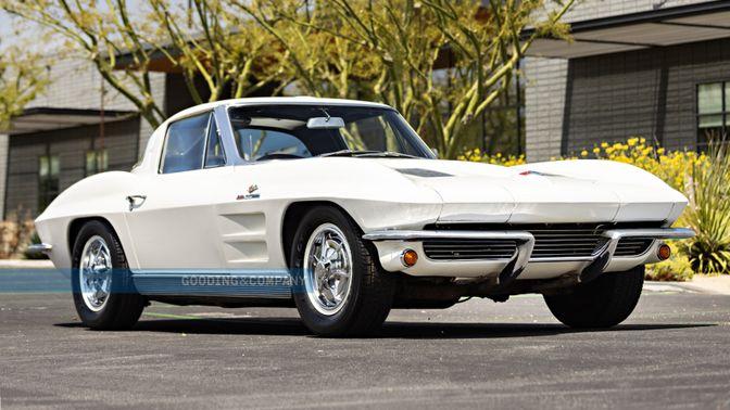 1963 Chevrolet Corvette Z06 Split-Window Coupe