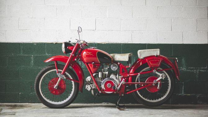 1953 Moto Guzzi Airone Sport 250 CM3