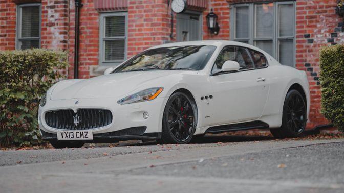 2013 Maserati Granturismo S Mc Shift