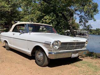 1962 Chevrolet Chevy II Nova Convertible